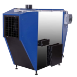 nagrzewnica powietrza Pasat 100 KW